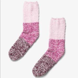 Accessories - Ponte Studio Aloe Infused Post Workout Socks